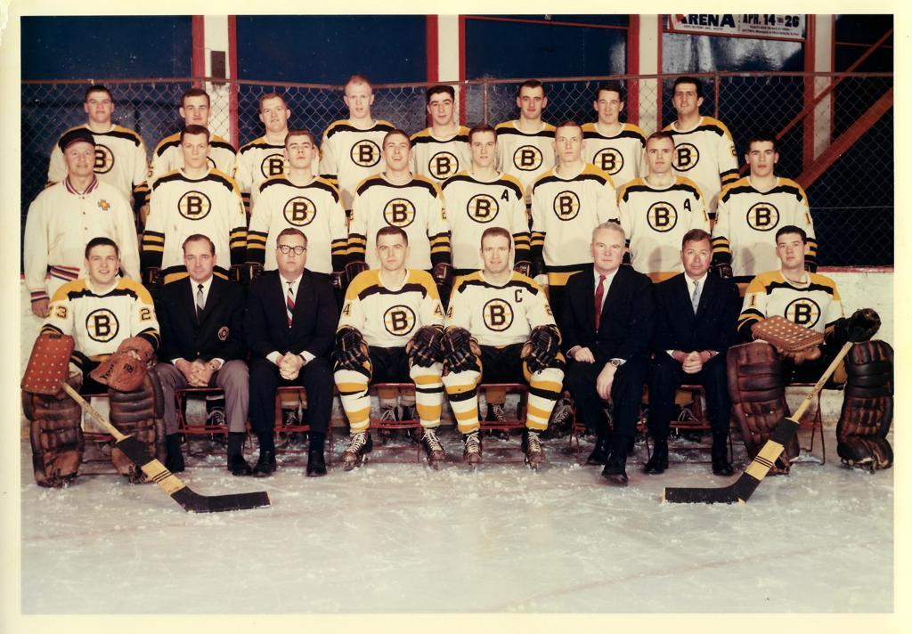 Minneaplis Bruins 1963 1965