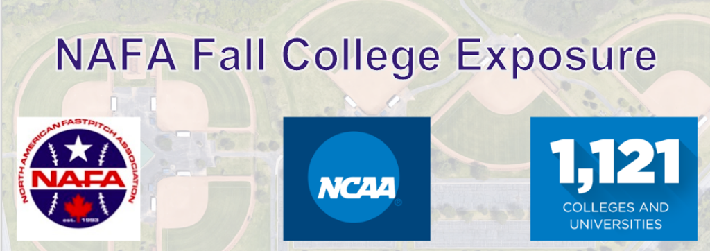 NAFA College Exposure October 21-22