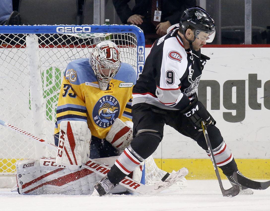 ECHL: Walleye Lose With Few Shots