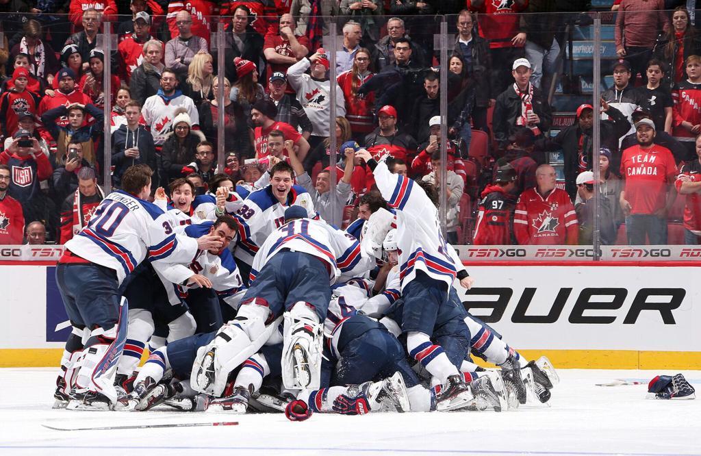 USA vs Canada - 2017 IIHF World Junior Championship Gold Medal Game ... be2761c5c