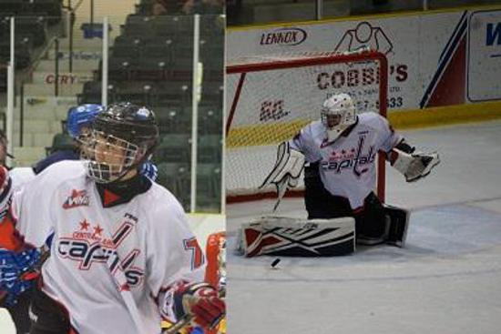Local Players Snag Manitoba AAA Midget Monthly Honours