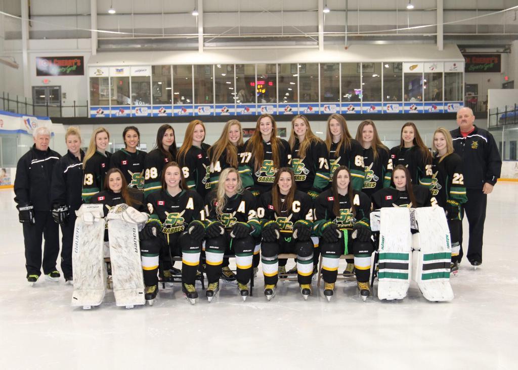 PROVINCIALS Ontario Womens Hockey Association
