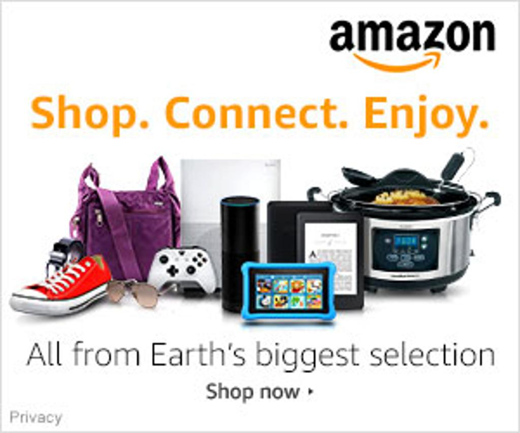 Support Concord Crew by shopping with Amazon