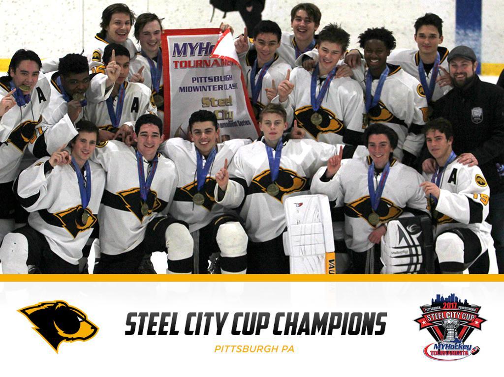 U18AA Hockey Upcoming Games