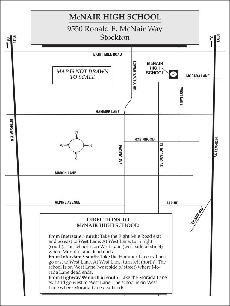 McNair Map