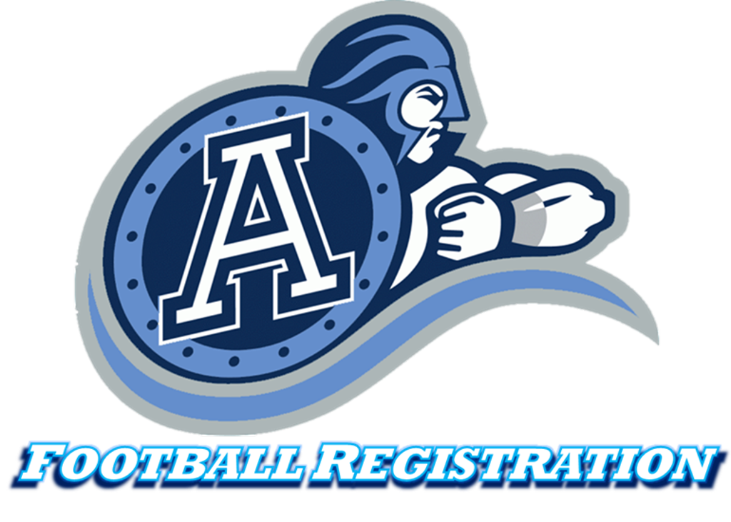 2018 Algonquin Argonauts Football Registration