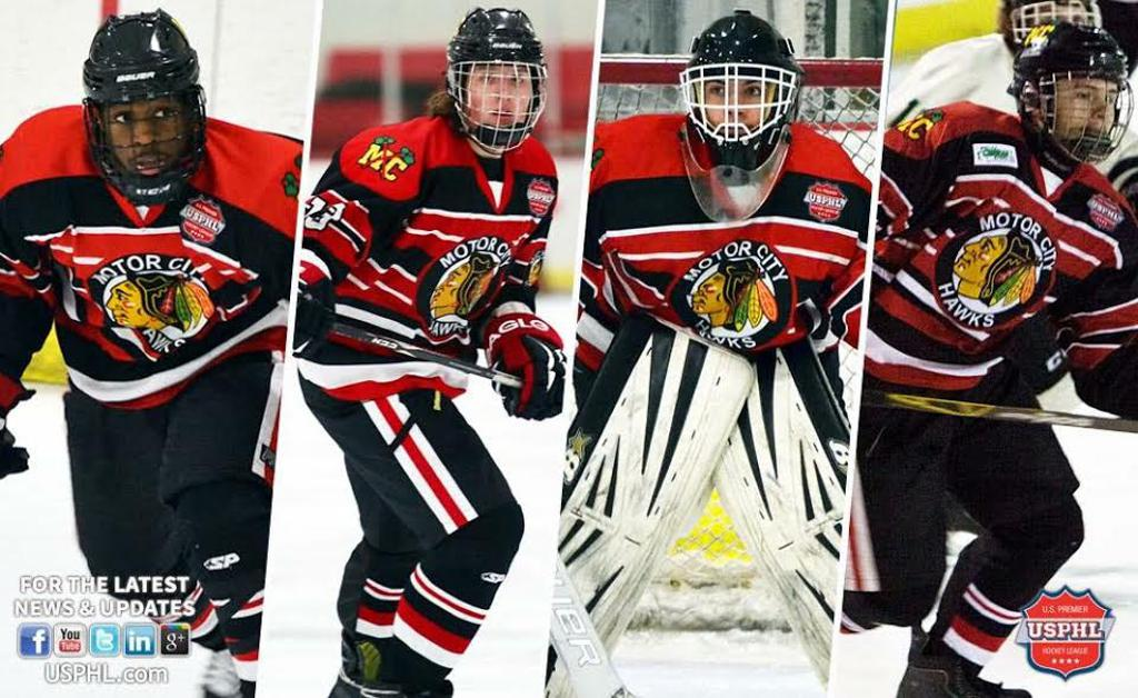 Michigan ice hawks hockey association for Motor city ice hawks