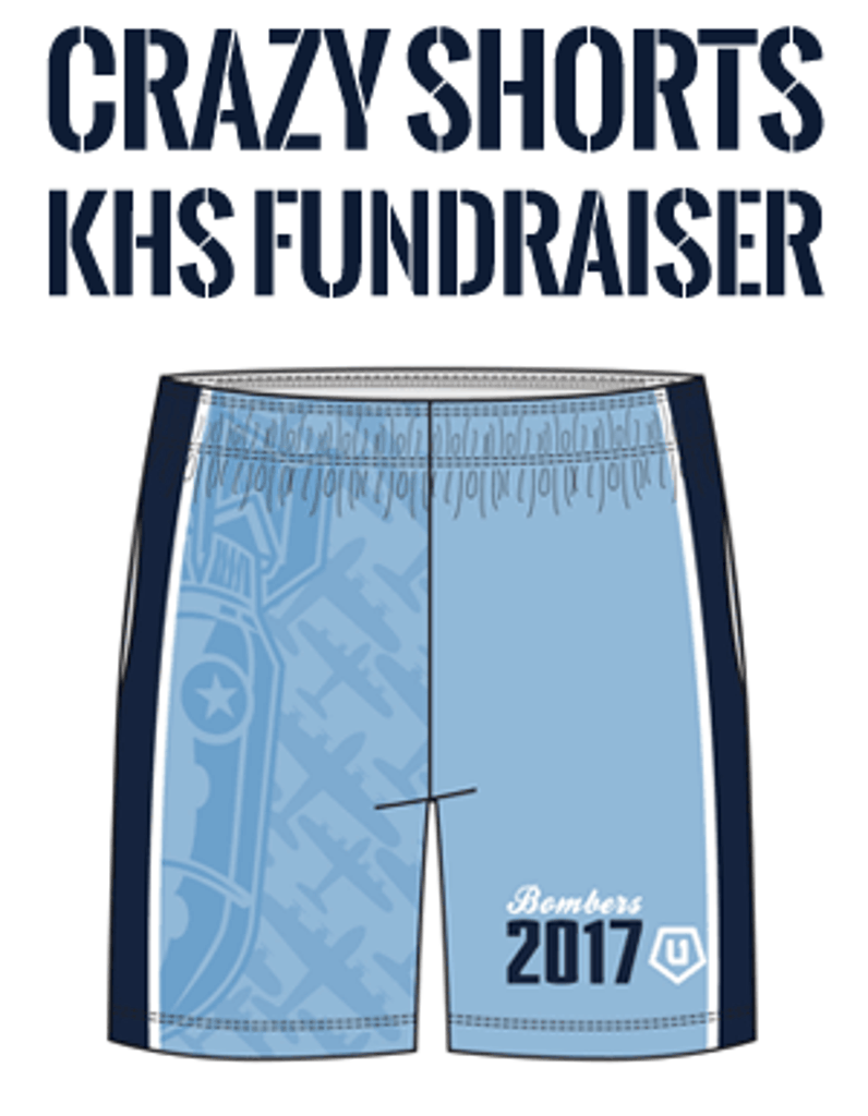 KHS Lax Crazy Shorts