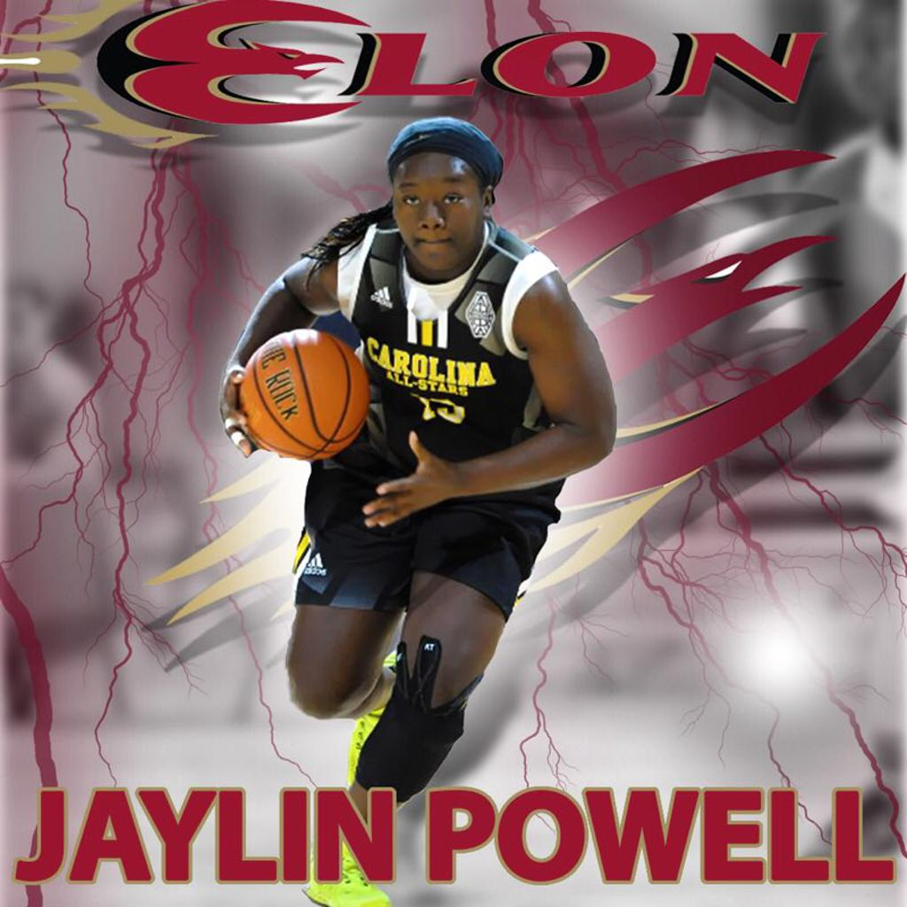 Congrats to Jaylin Powell on her commitment to Elon University