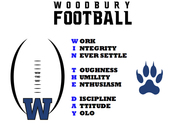 Welcome to the Home of Woodbury Football