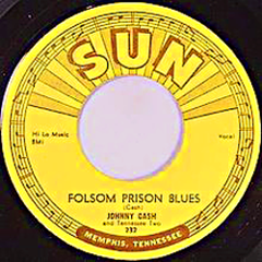 Folsom Prison Blues Single
