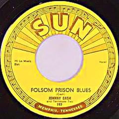 Folsom Prison Blues Single