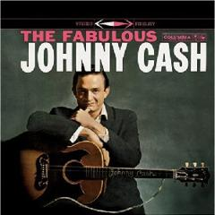 The Fabulous Johnny Cash Album Cover