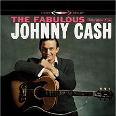 The Fabulous Johnny Cash Album Cover