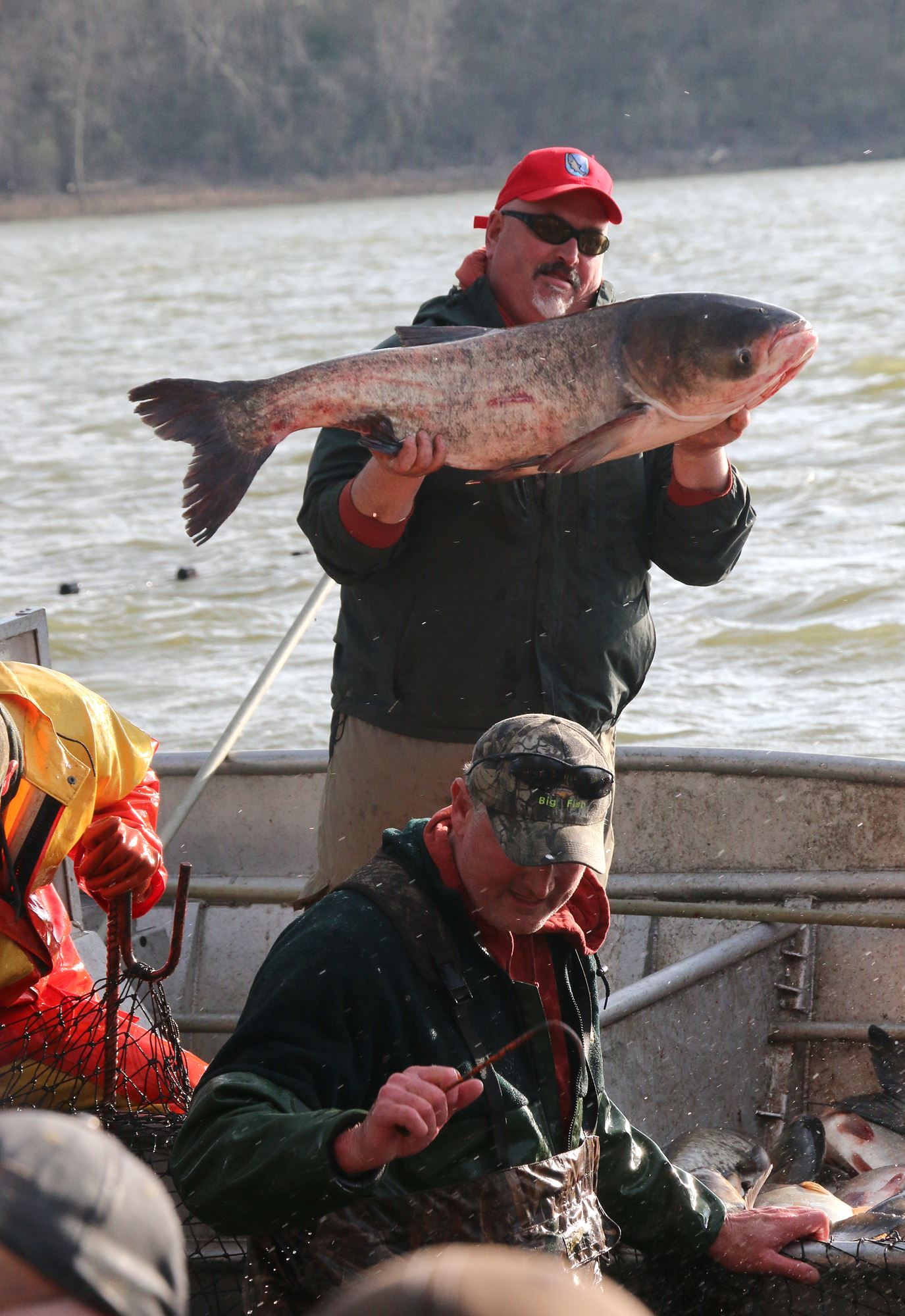 Ride the Asian carp nbc wins