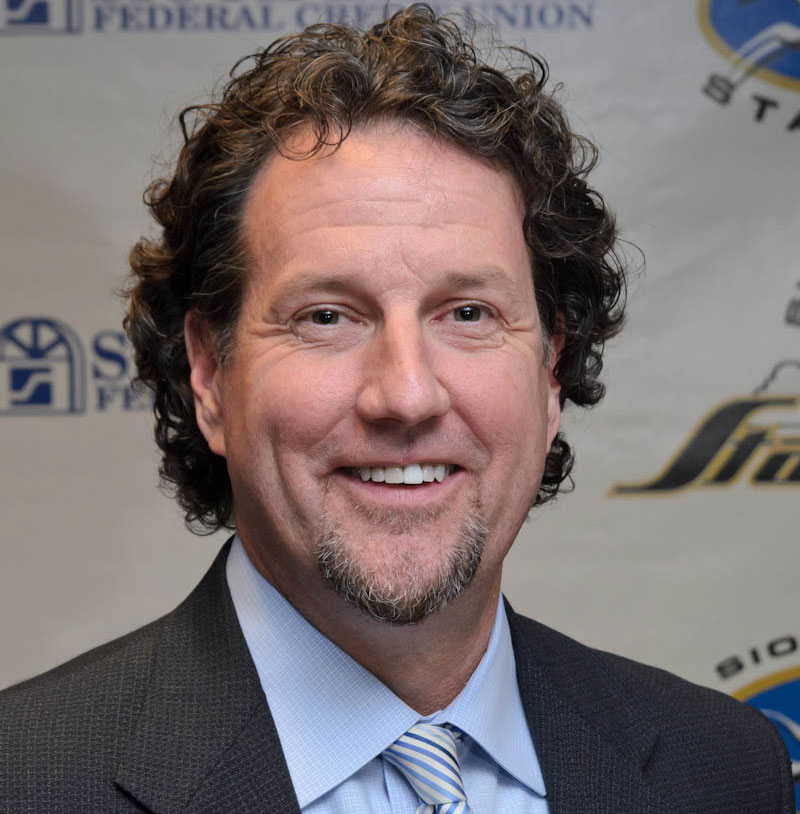 USHL: Tom Garrity Named USHL President And Commissioner