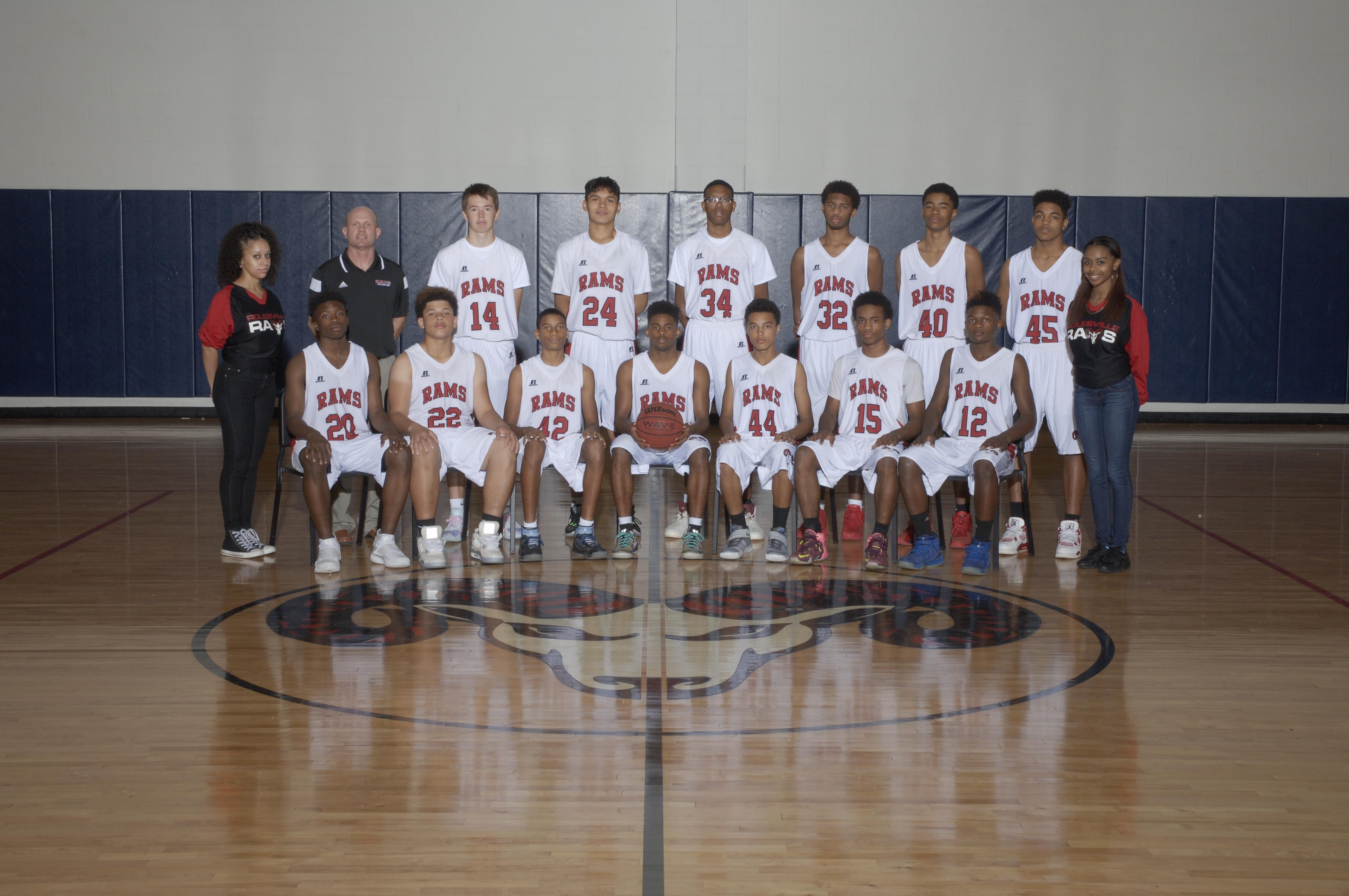 Rolesville Men S Jv Basketball