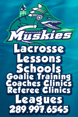 Mississauga Tomahawks Lacrosse and Mississauga Muskies Lacrosse Association with Mississauga News and IQRA KHALID of M103 with Khaled Iwamura and Insauga.com
