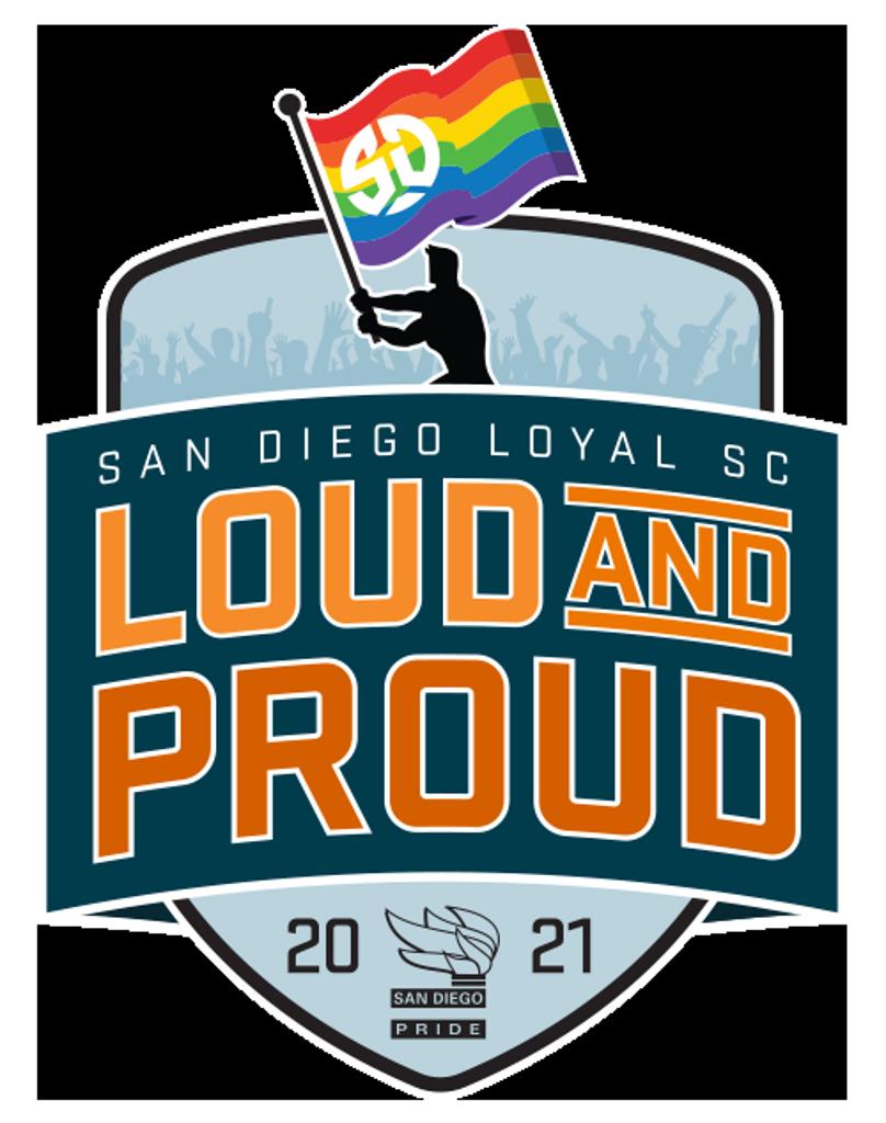 SD Loyal Loud & Proud