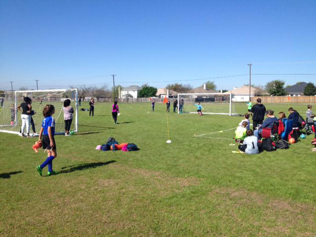 11U and younger action