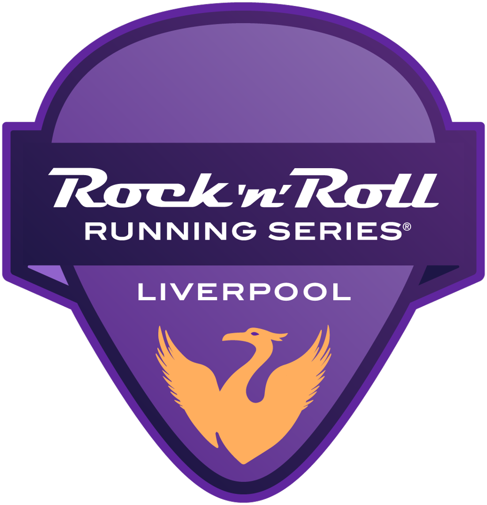 Rock 'n' Roll Liverpool Guitar Pick logo