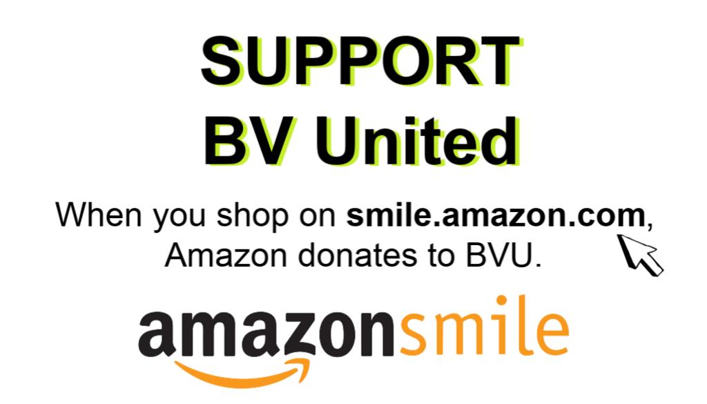 Amazon Donates to BVU