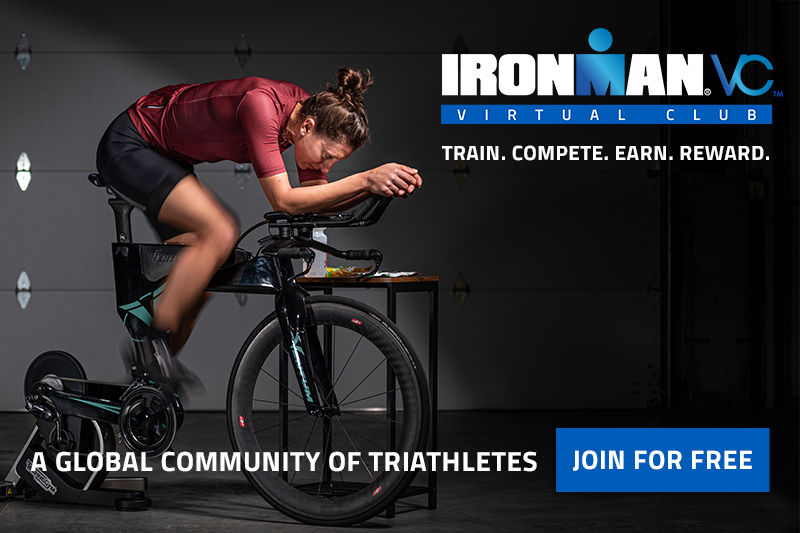 IRONMAN Virtual Club - Compete and Earn Points