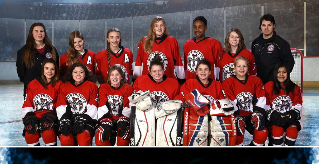 Washington Wild 12U Rep AA Team