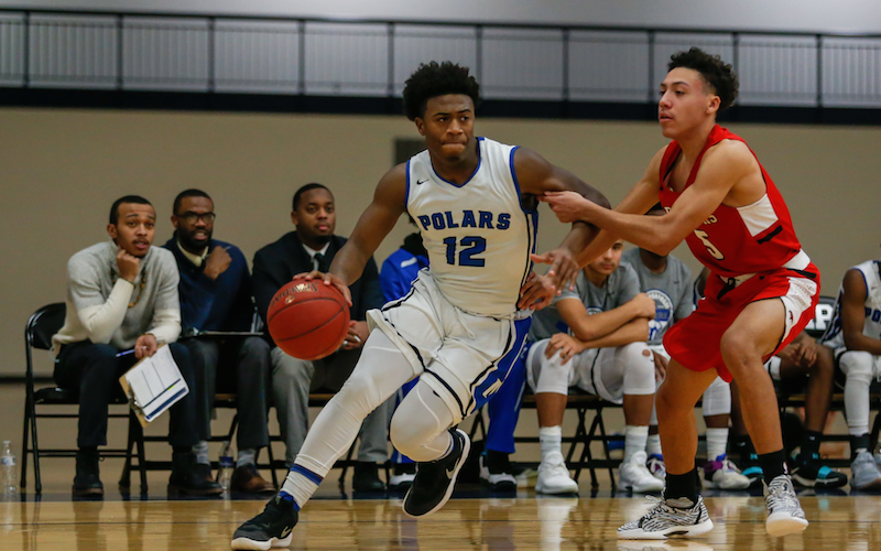 Both Minneapolis North and DeLaSalle have a pedigree for winning. The Polars look to knock off the Islanders as their quest continues to win their first Class 2A state title since moving up from Class 1A. Photo by Mark Hvidsten, SportsEngine