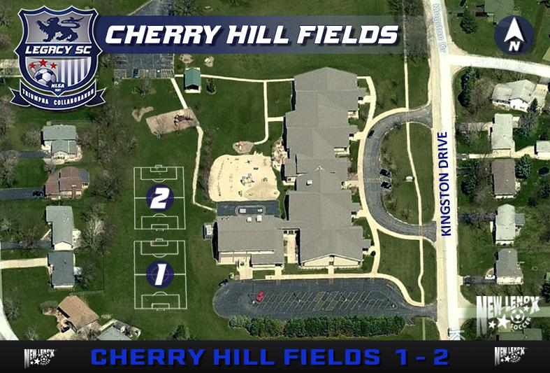Cherry Hill map