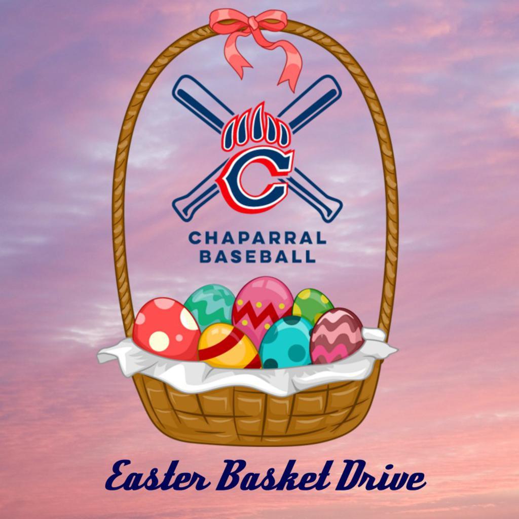 Easter Basket Drive Image