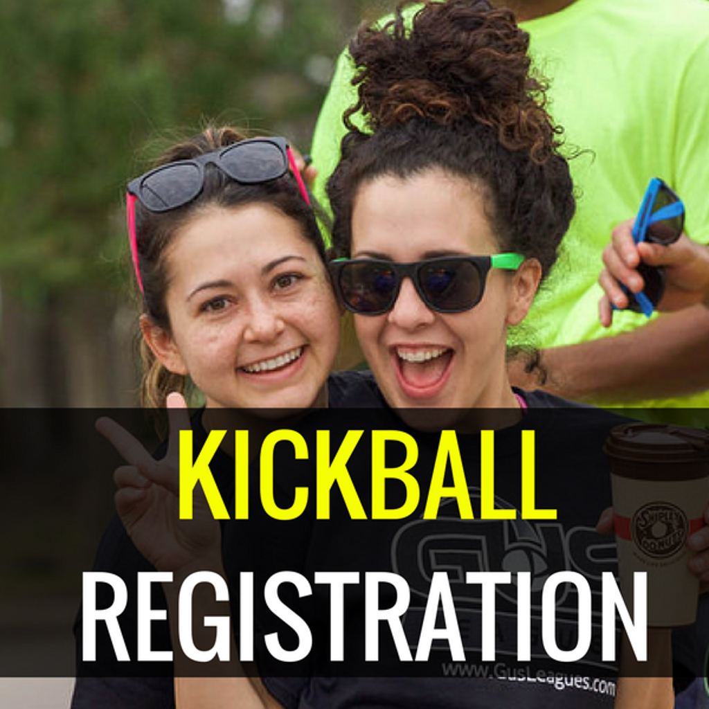Houston Coed Kickball League Registration