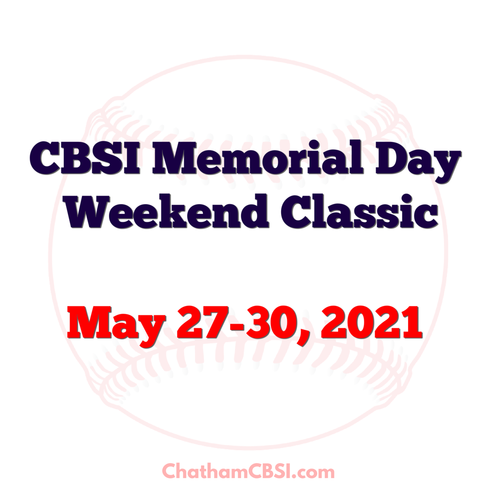 CBSI Chatham Illinois Memorial Day Classic