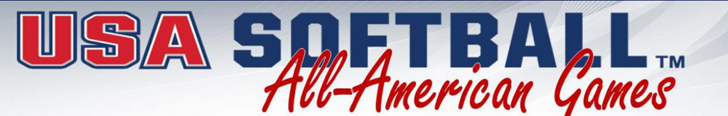 Image result for usa softball all american games