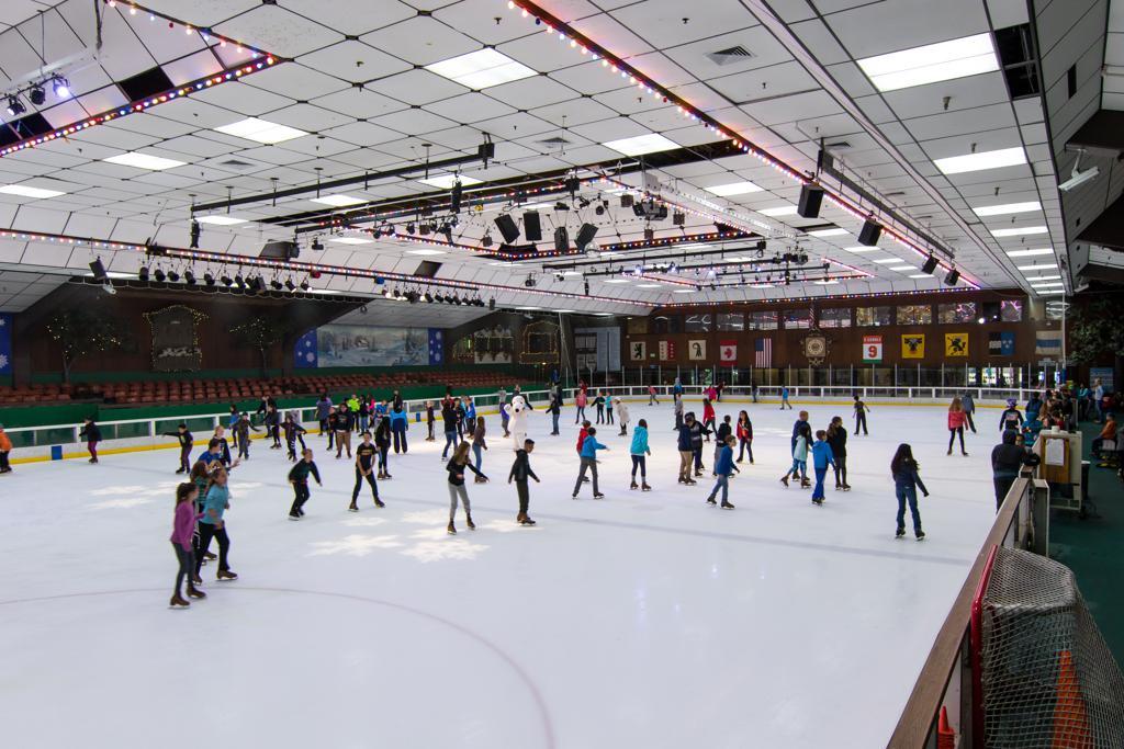 Image of Ice Rink near me, Skating