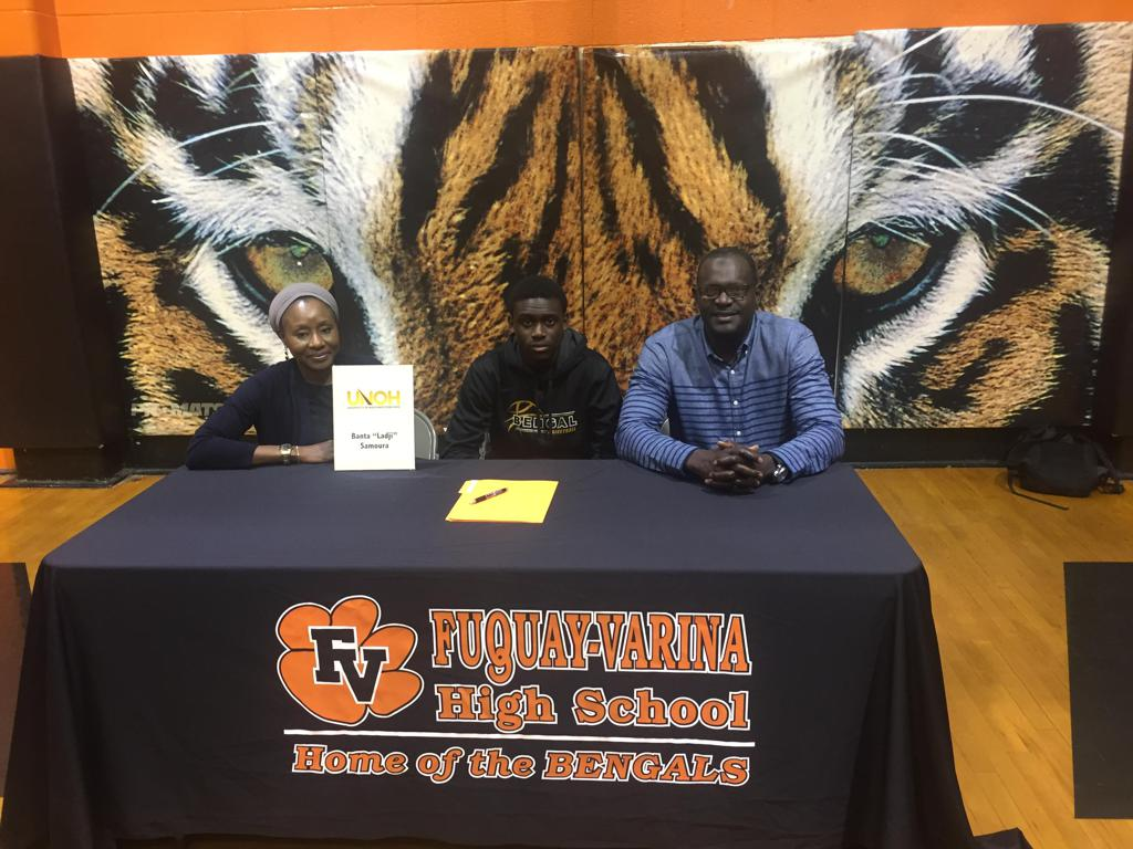Fuquay Varina Signing day photo