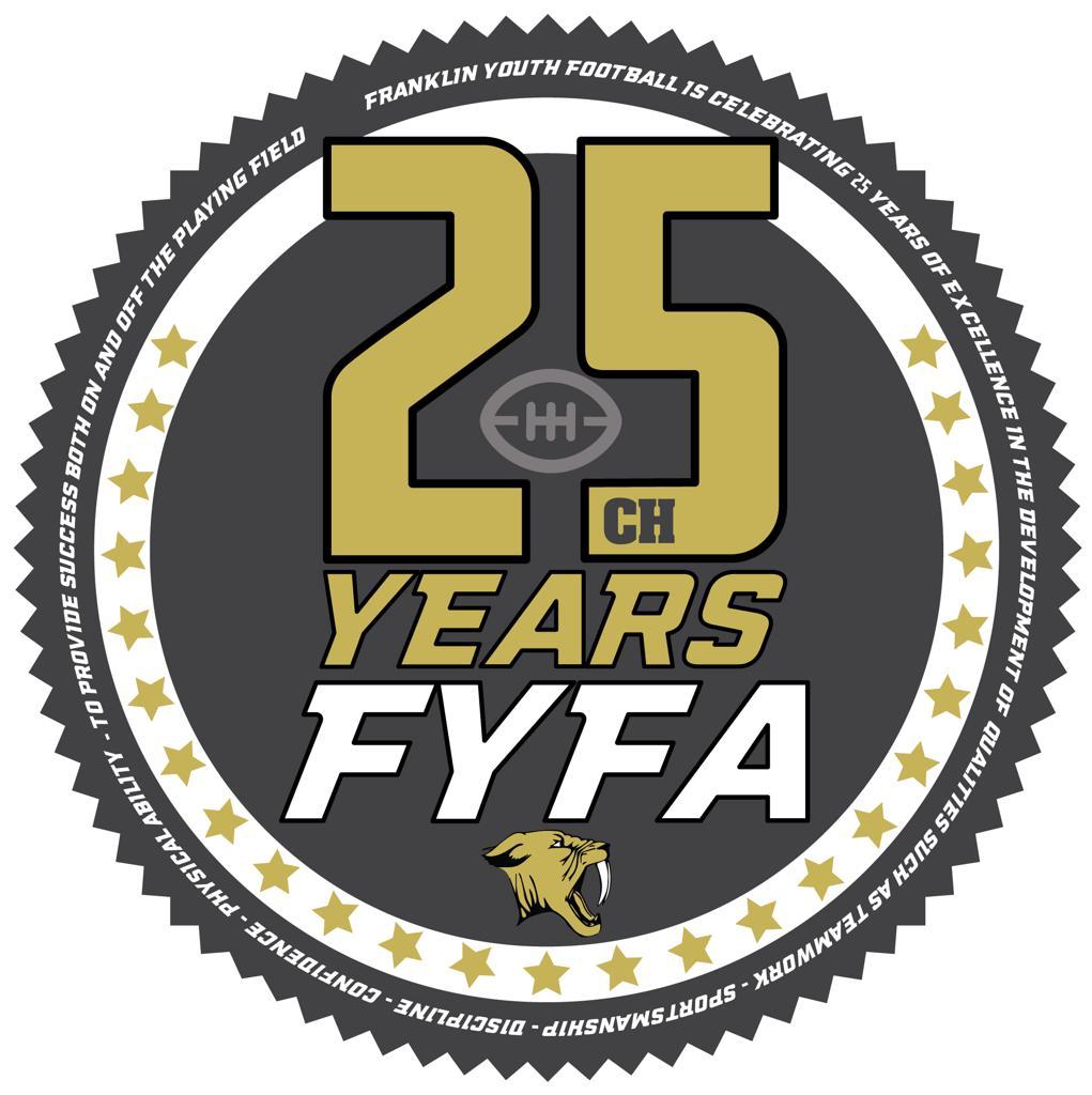 FYFA Celebrating 25 Years