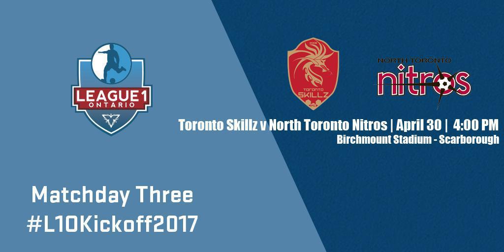 Match Preview: Toronto Skillz v North Toronto Nitros
