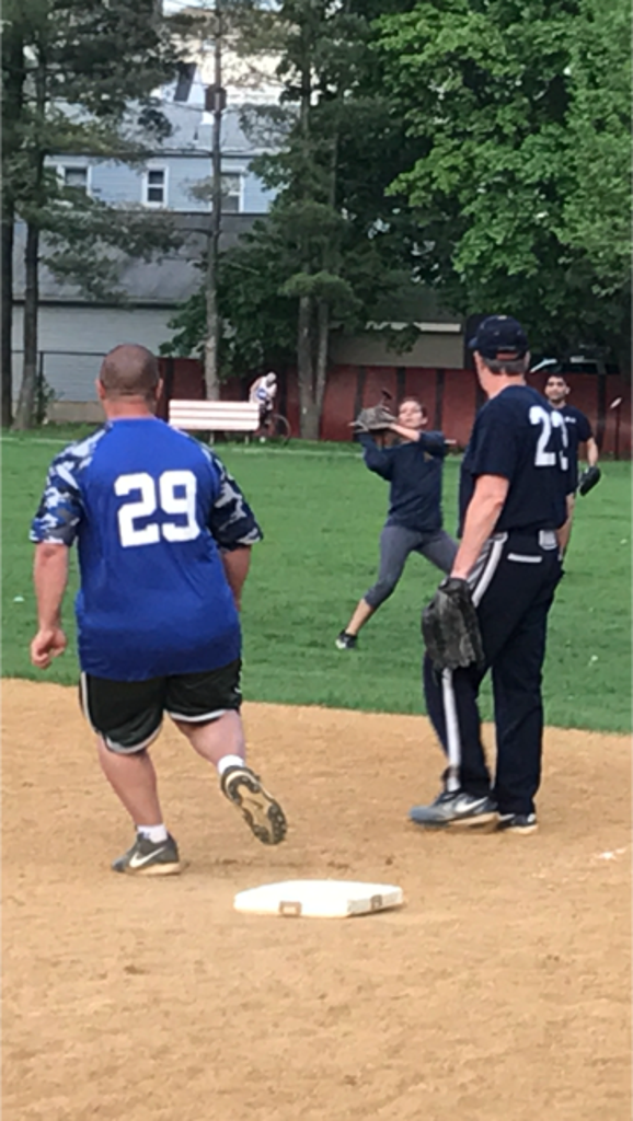 Adult sports league lush big