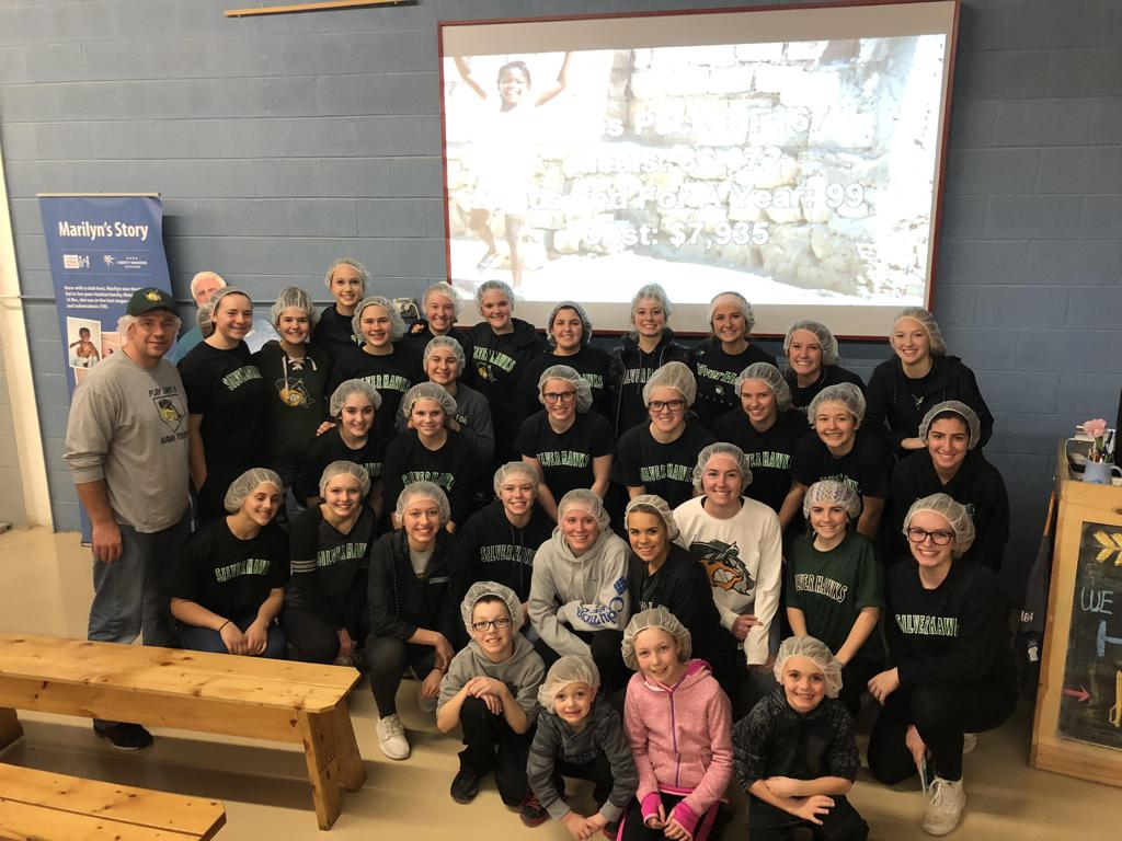 Feed My Starving Children 1/30/2018