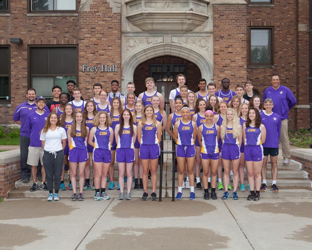 Track Team 2017