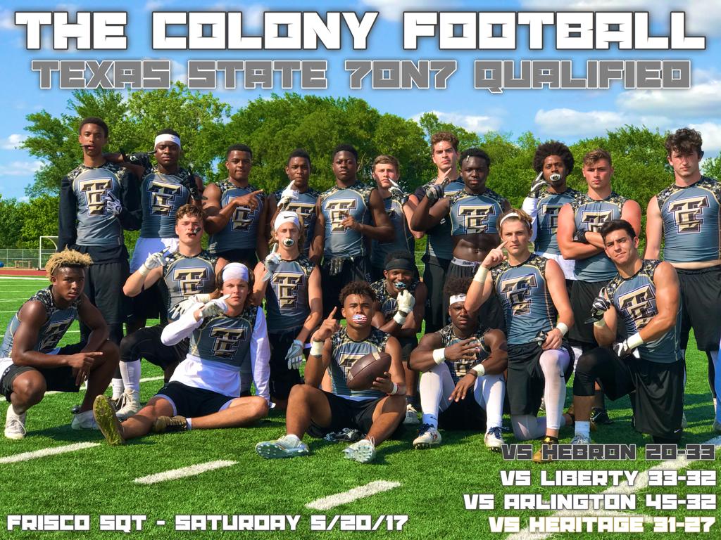The Colony Football