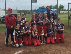 Lightning 10U Wesolowski wins in Lockport