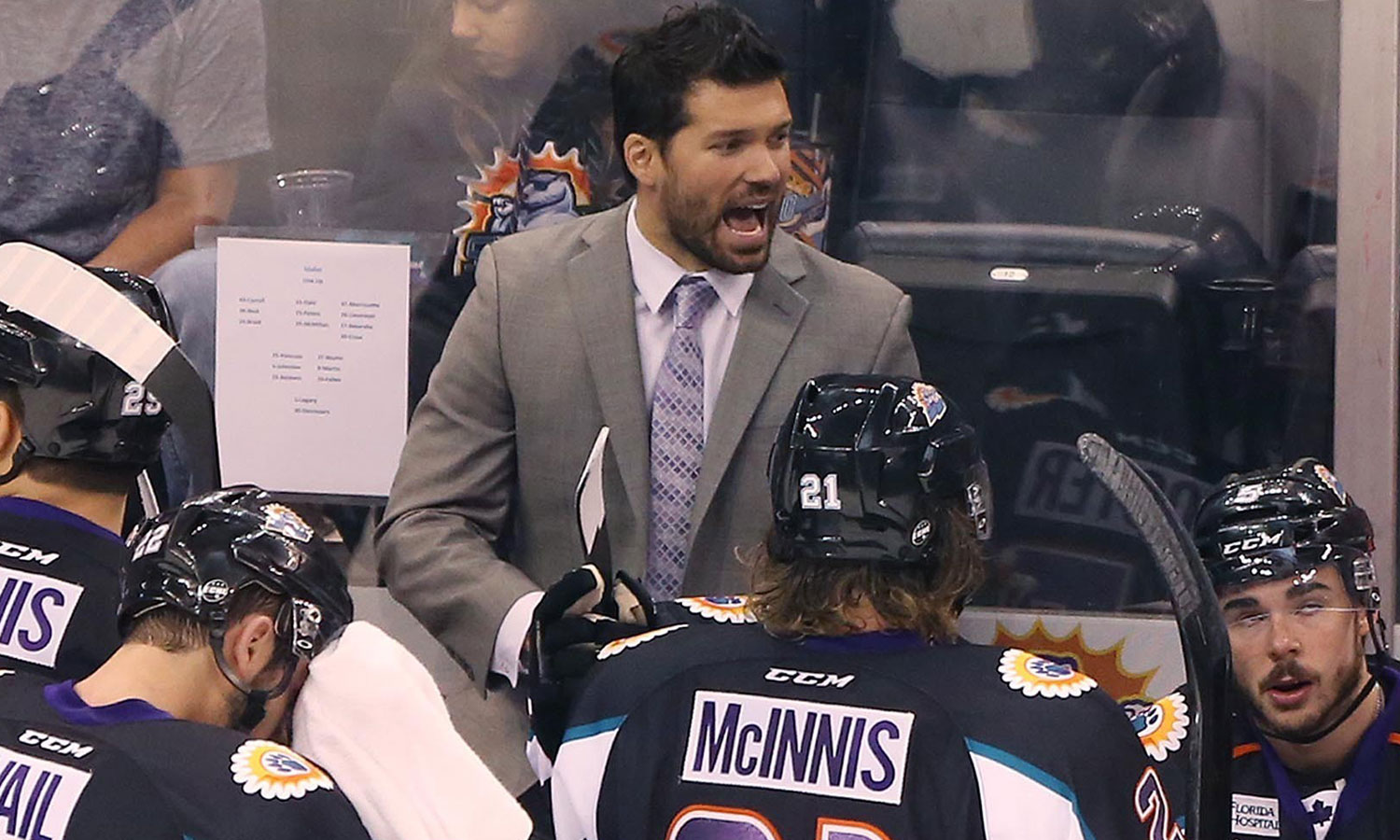 USHL: Anthony Noreen Named Head Coach Of Tri-City Storm
