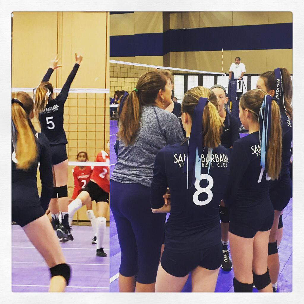 AAU West Coast Championships Recap - 14 Blue wins the Bronze!