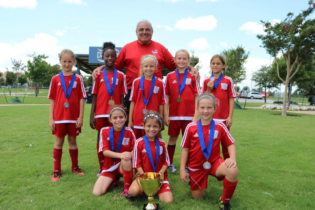 Texas Spirit Soccer Club