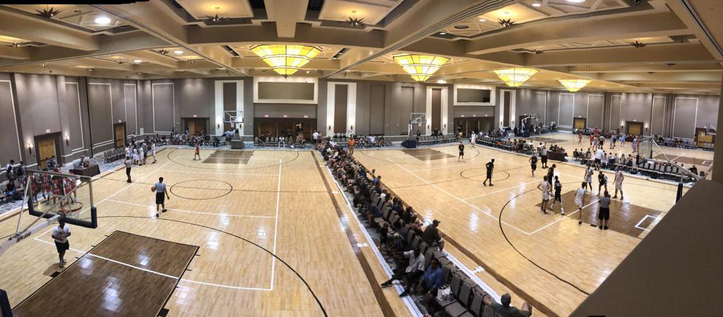 Las Vegas Summer Basketball Tournament