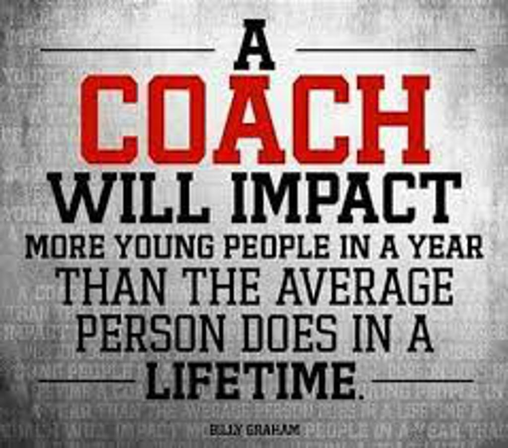 2021 Coaches Application