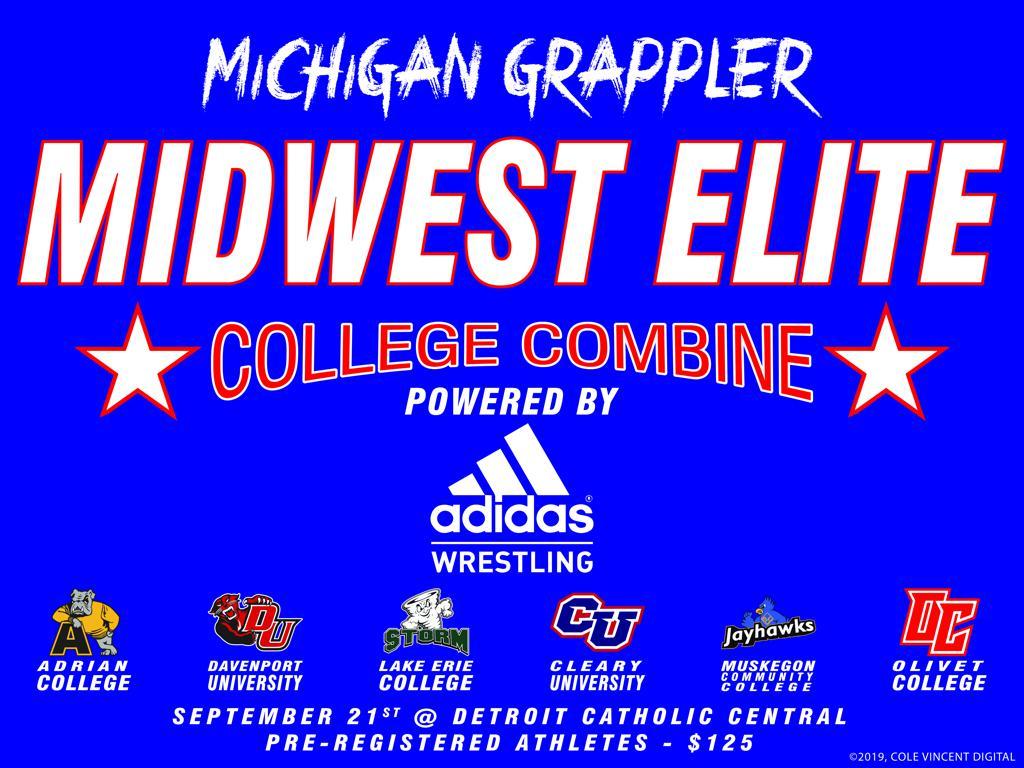 Mig Midwest Elite College Combine Details