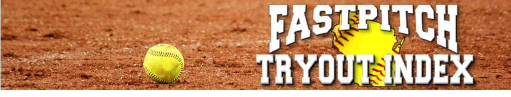 2019-20 Fast Pitch Tryout Listing